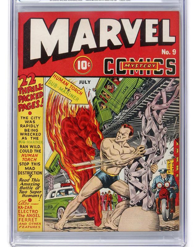 Marvel Comics No. 9