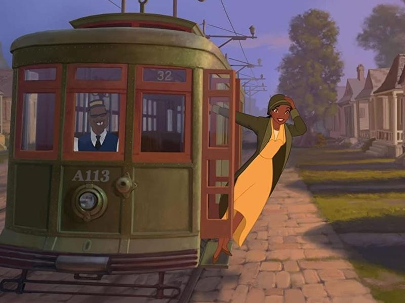 The Princess in the Frog