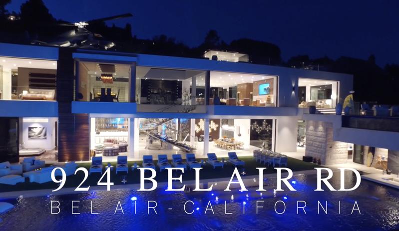 924 Bel Air Road