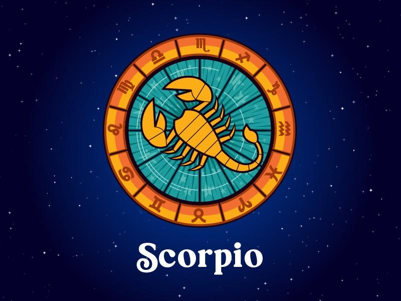 Scorpio: Oct. 23 - Nov. 21