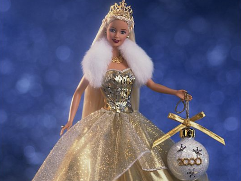 Valuable Barbie