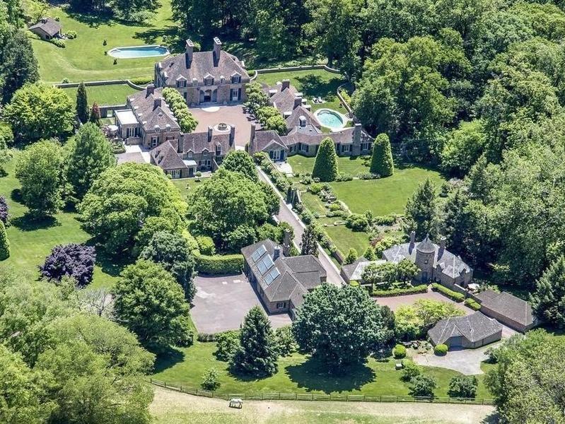 Mansion in Gladwyne, Pennsylvania