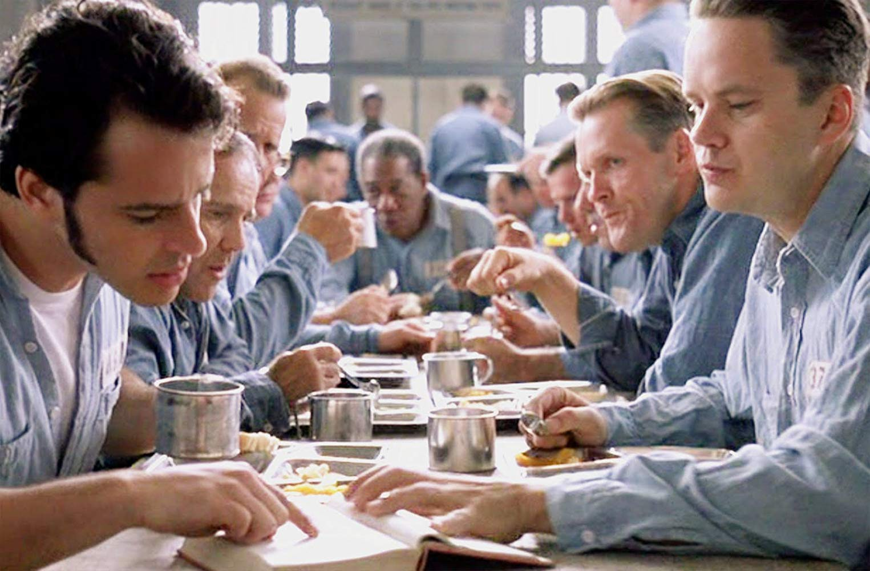 Shawshank cast