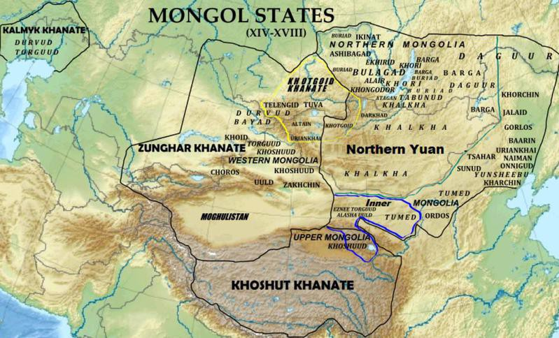 Northern Yuan Dynasty