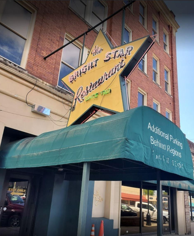 The Bright Star restaurant in Alabama