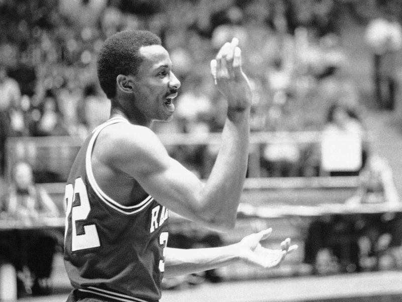 Sidney Moncrief in 1978