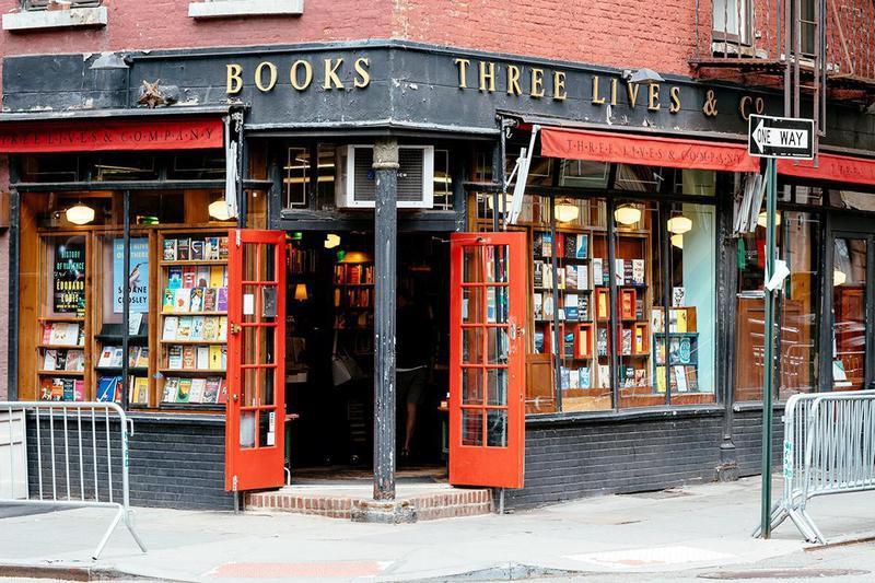 Three Lives & Co. bookstore