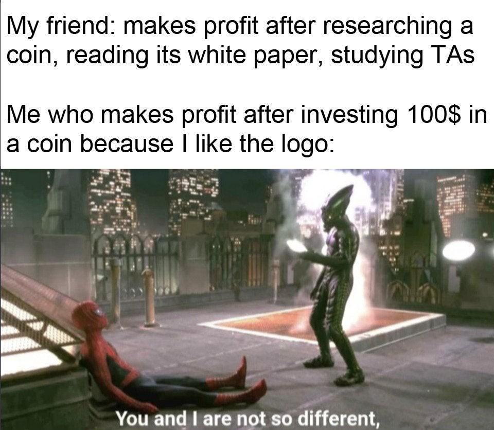 Different kind of investors