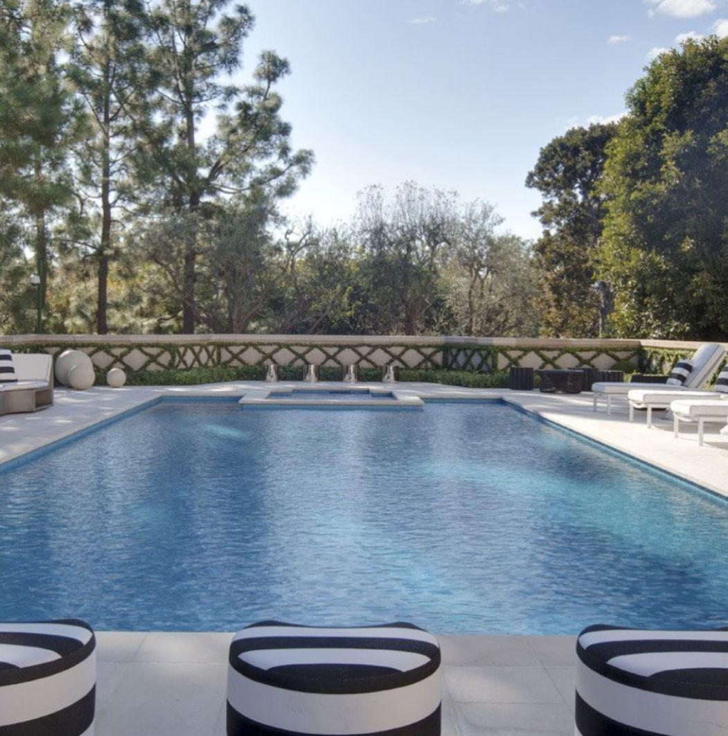 Manor's pool