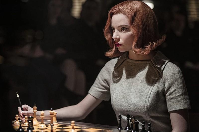 """Anya Taylor-Joy,""""The Queen's Gambit"""""""
