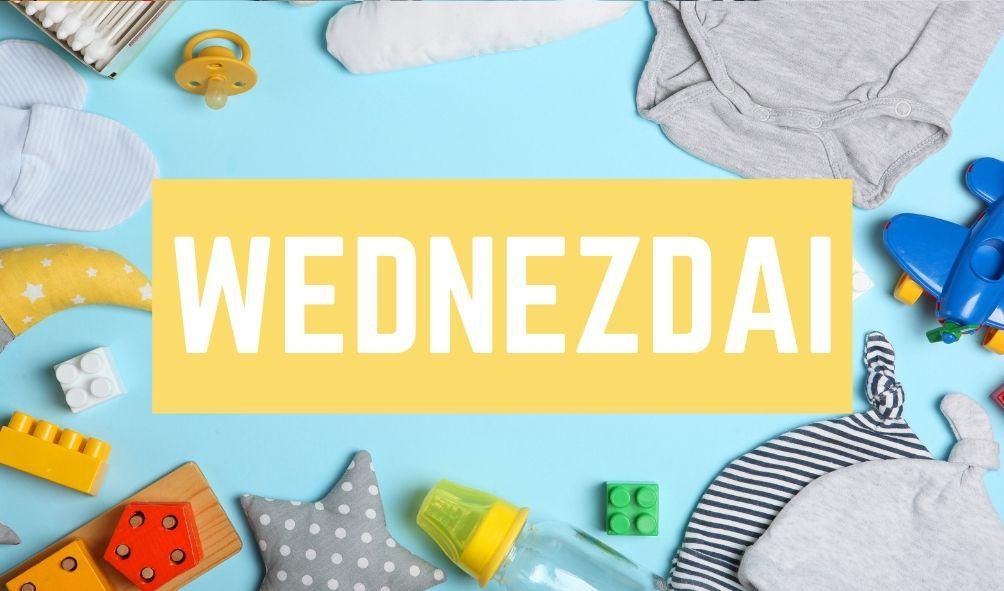 Funny Baby Names: Wednezdai