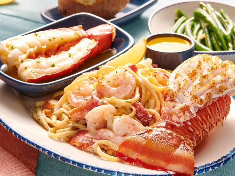 Red Lobster food