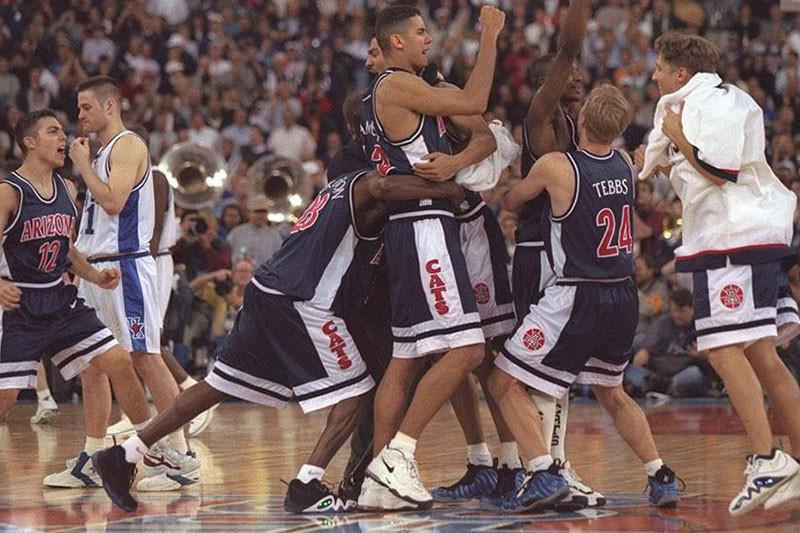 1996-97 Arizona Wildcats