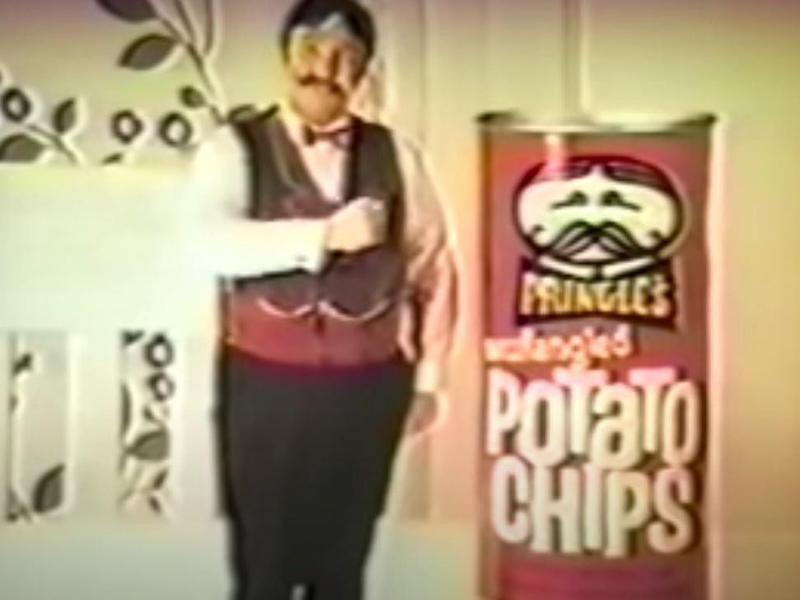 Pringles in 1973