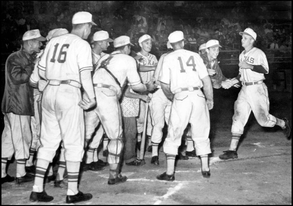 1950 Texas Longhorns