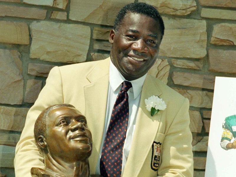 Hall of Famer Willie Wood