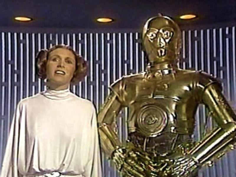 The Stars Wars Holiday Special