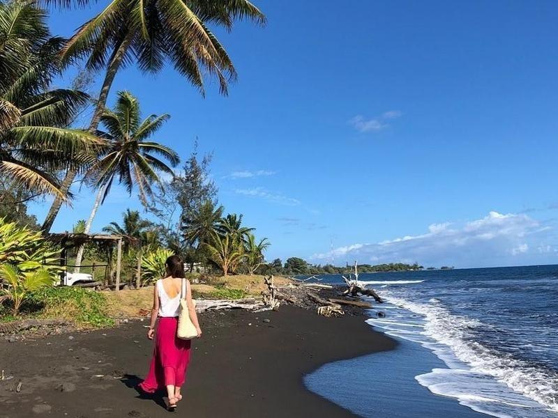 Must-Visit Beach: Papenoo Beach