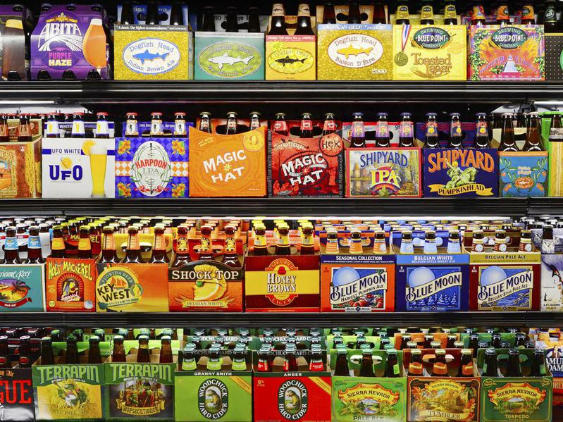 saturated craft beer market