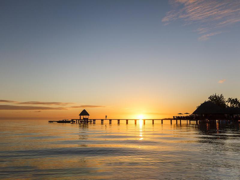 Tuamotus Atoll