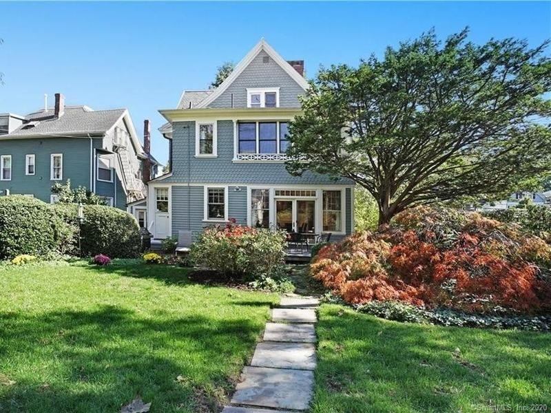 $1 million home in New Haven