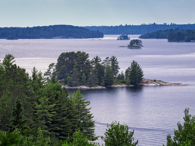 Lake Kabetogama, Voyaguers National Park