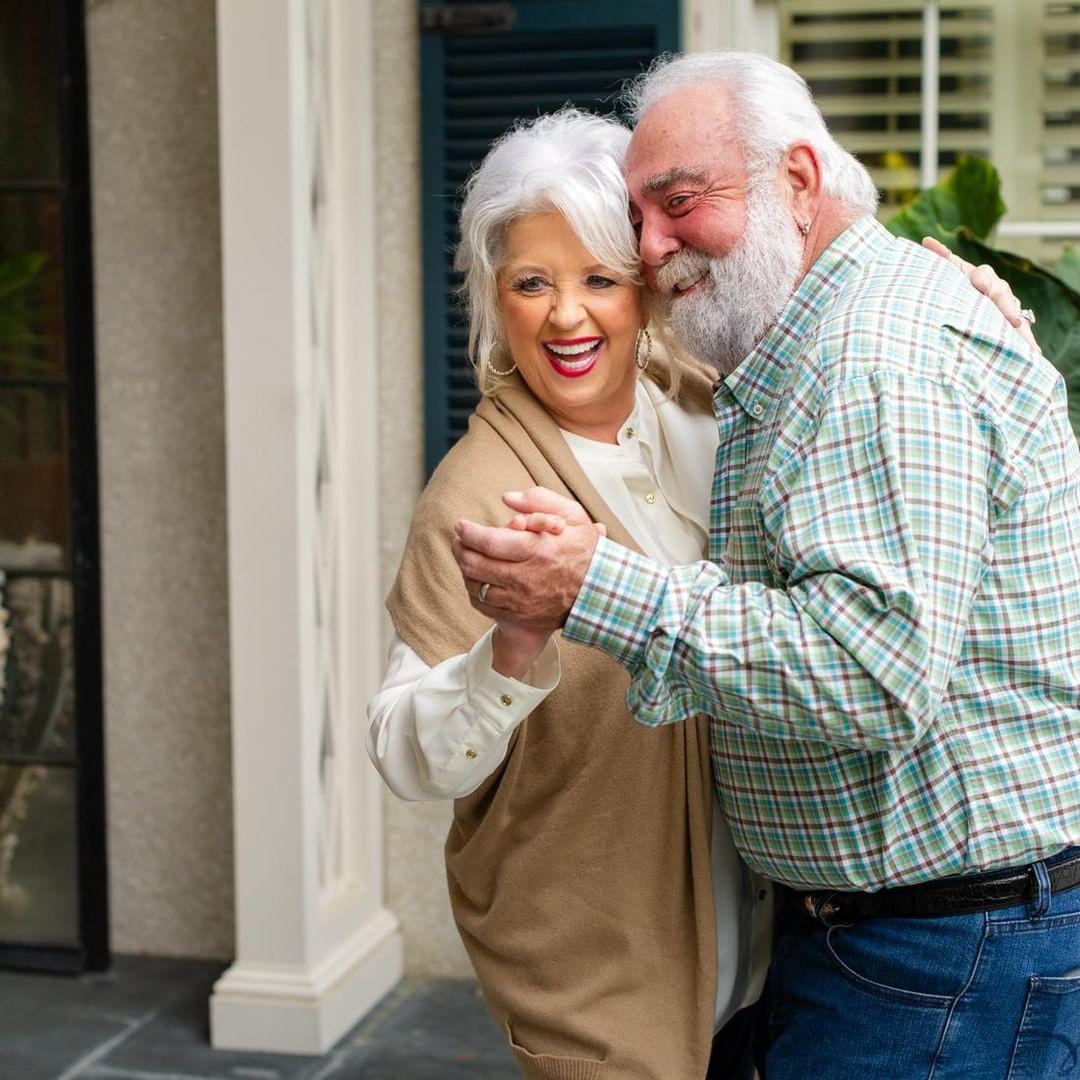 Paula Deen and her husband