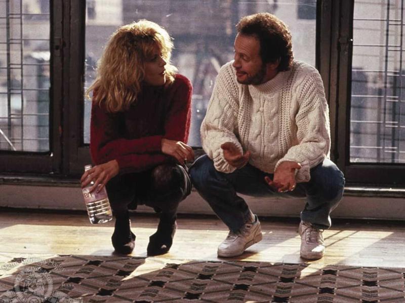 New York: 'When Harry Met Sally'