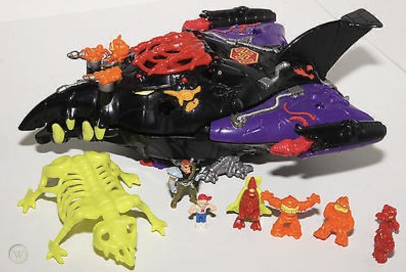 Mighty Max Terror Talons