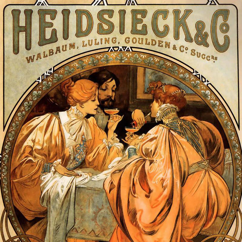 1907 Heidsieck