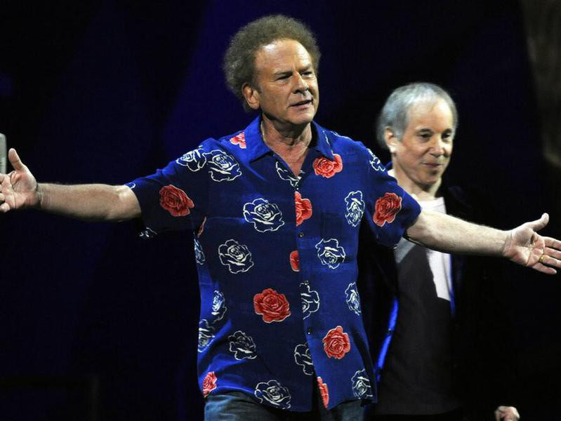 Paul Simon, Art Garfunkel
