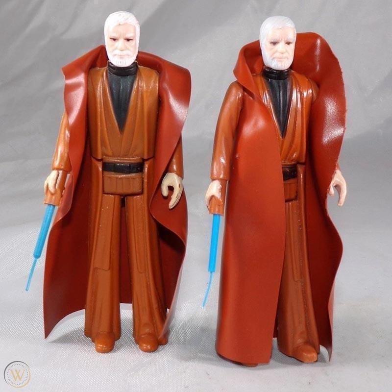 Ben Kenobi With White Hair (1978)