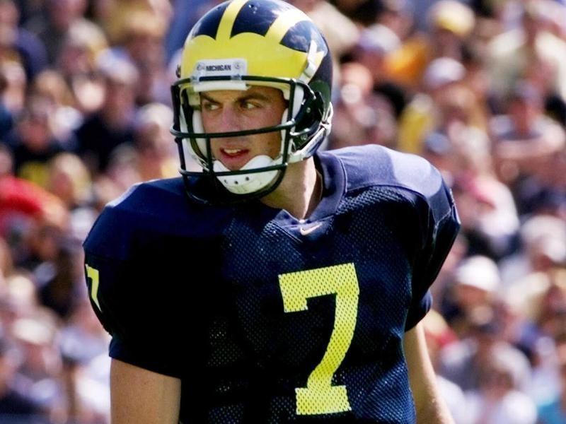 Drew Henson at Michigan