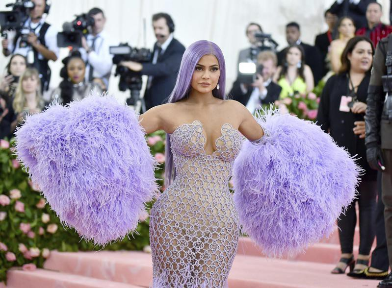 Kylie Jenner attends The Metropolitan Museum of Art's Costume Institute benefit