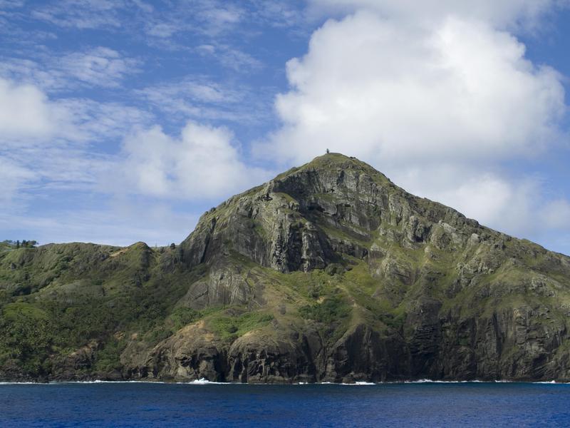 Pictairn Island