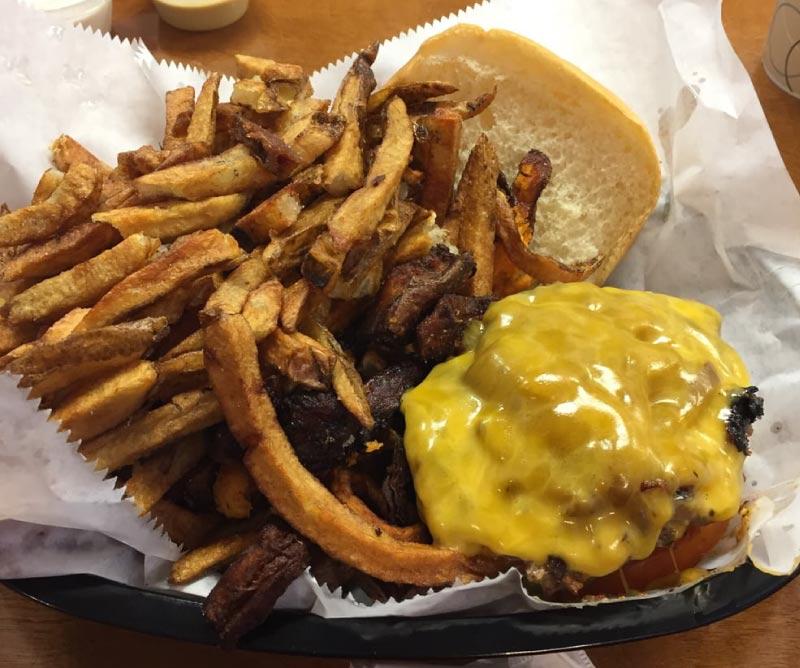 Gabby's Burgers & Fries