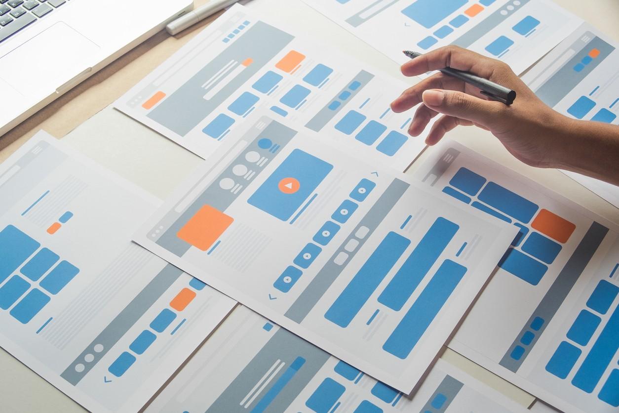 UX design planning