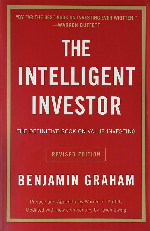 """The Intelligent Investor"" by Benjamin Graham"