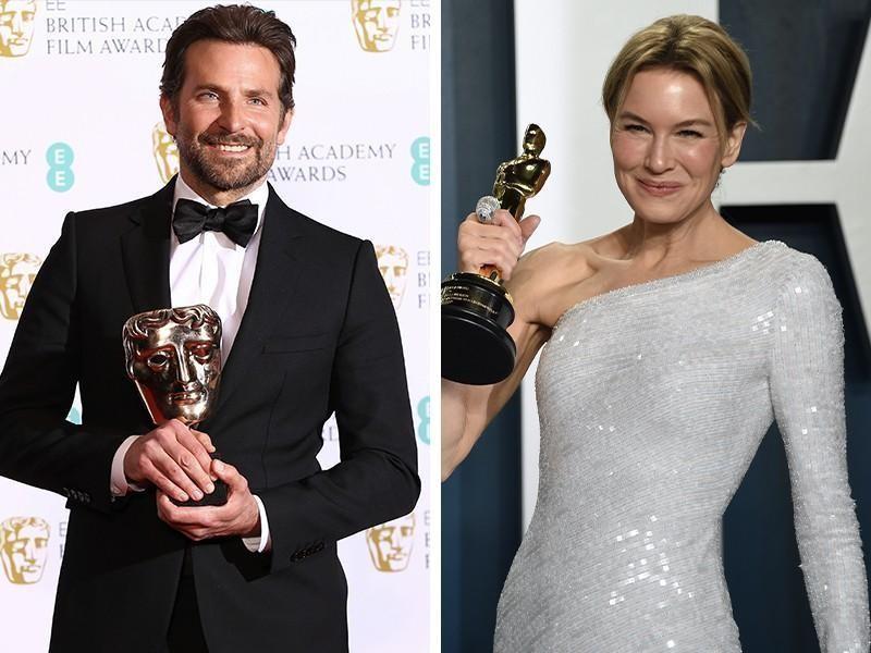 Bradley Cooper and Renee Zellweger