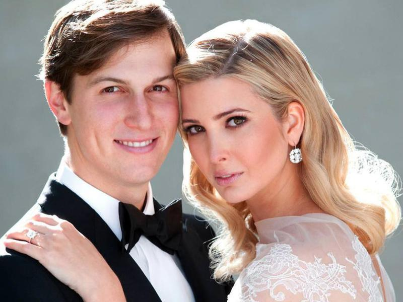 Ivanka and Jared married in 2009.