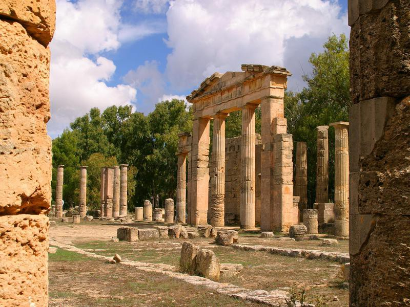 Archaeological Site of Cyrene