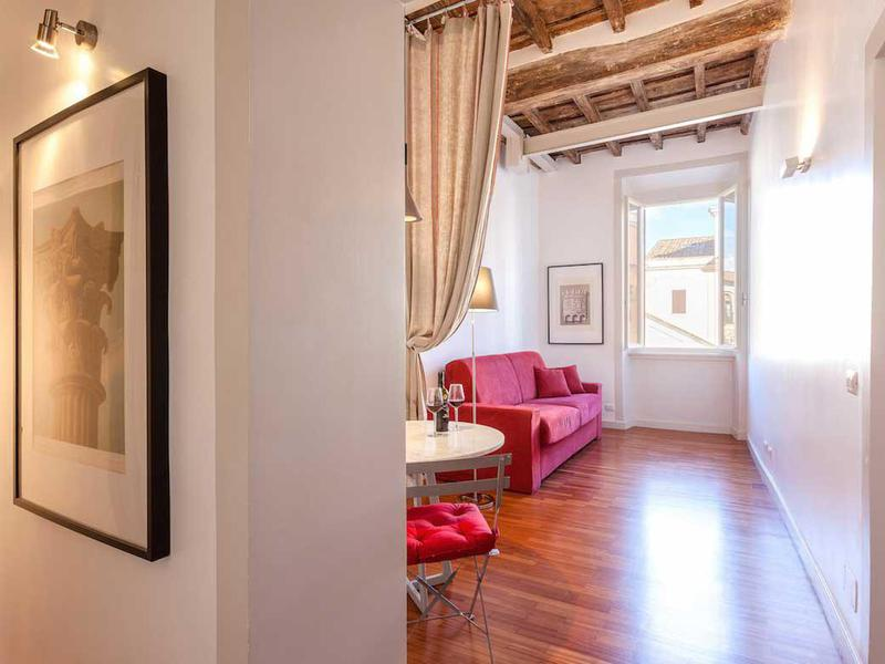 The Blue Hostel, Rome, Italy