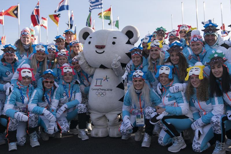 Finland Olympic Team
