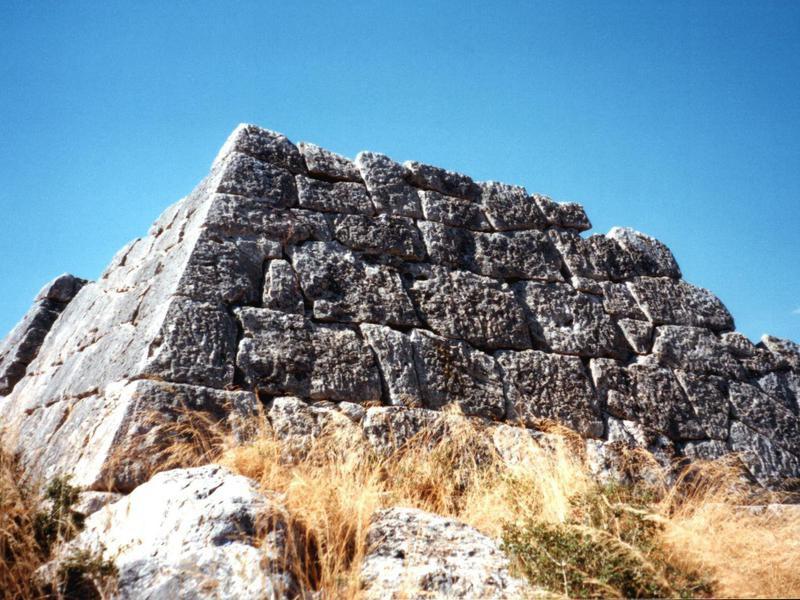 Pyramids of Argolis