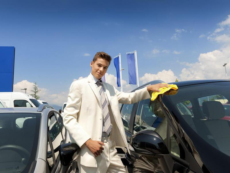 Car Salesman Weird Laws