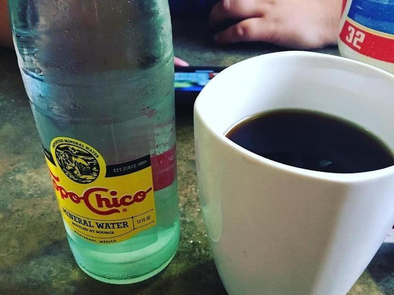 Espresso + Topo Chico