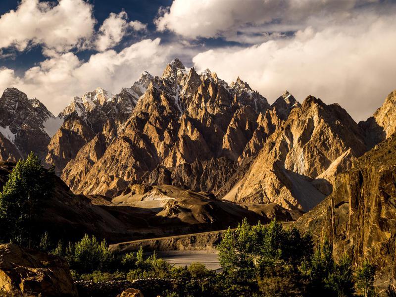 Karakoram Mountains