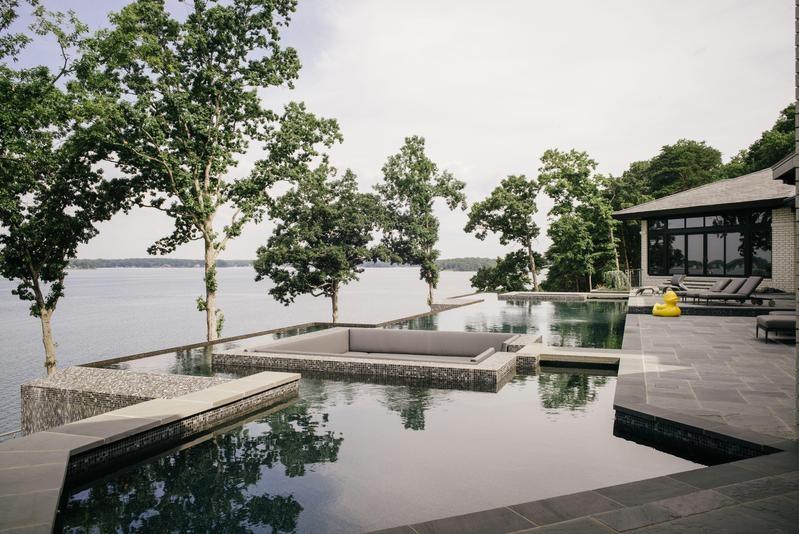 Denny Hemlin's pool