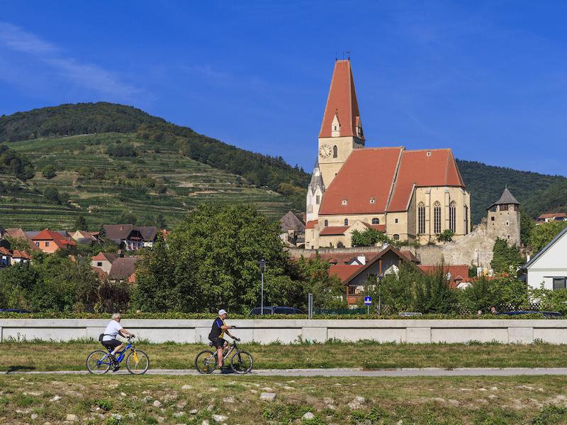 Wachau Valley, Austria