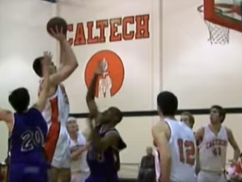 Caltech basketball